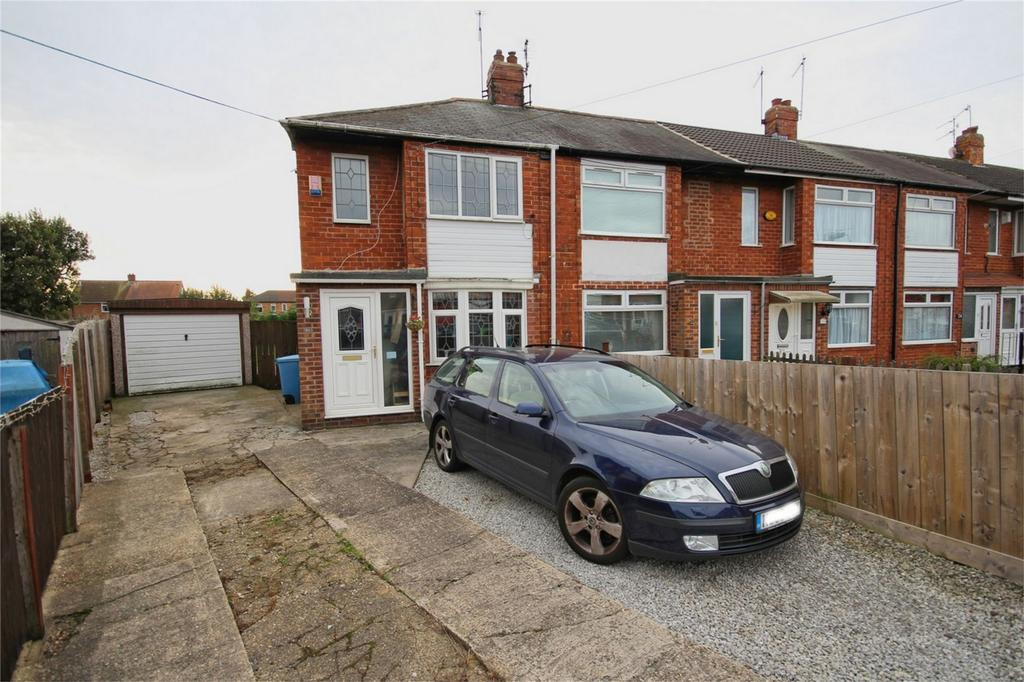 2 Bedrooms End Of Terrace House for sale in Danube Road, Hull, East Riding of Yorkshire