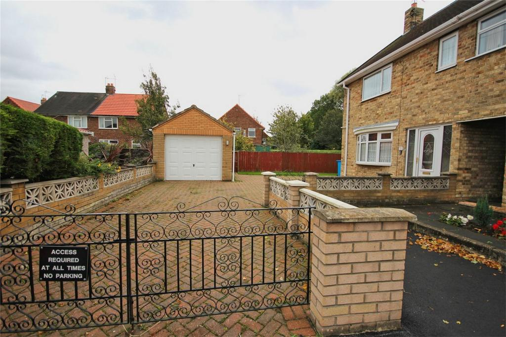 2 Bedrooms End Of Terrace House for sale in Julian Close, Hull, East Riding of Yorkshire