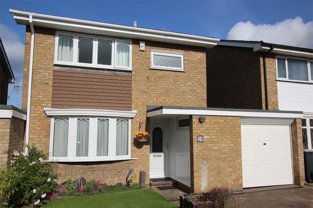 3 Bedrooms Detached House for sale in Flexmore Way, Langford, Bedfordshire
