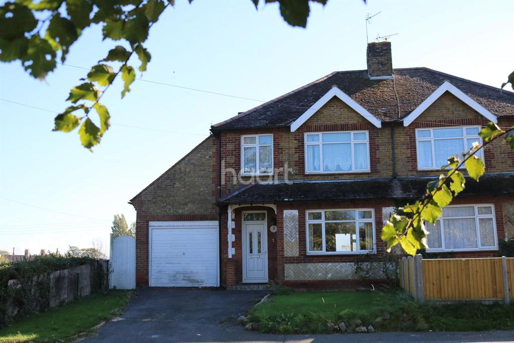 3 Bedrooms Semi Detached House for sale in Warden Road, Eastchurch