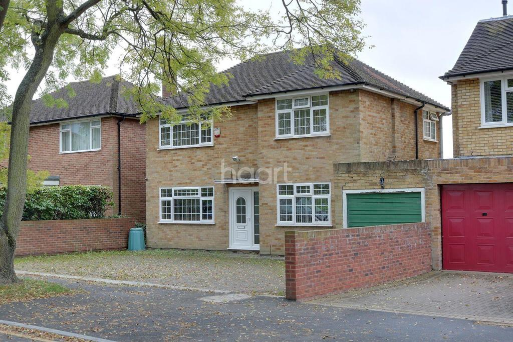 4 Bedrooms Detached House for sale in West Common Road, Uxbridge