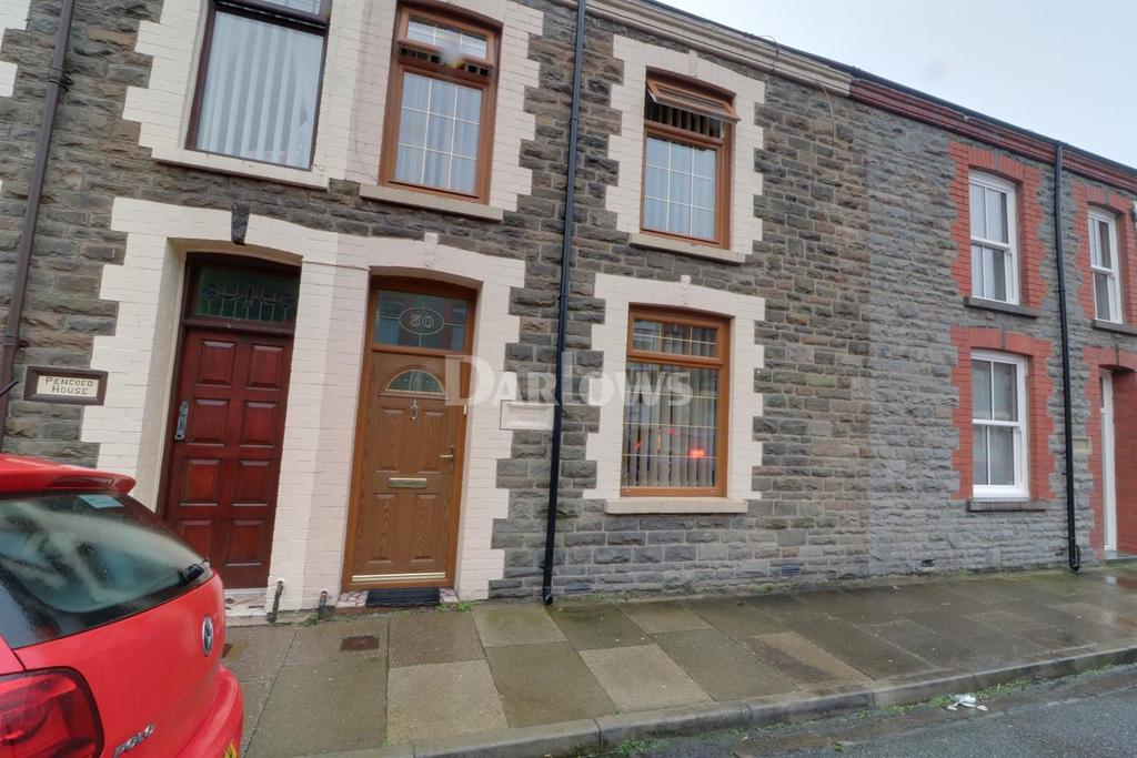 3 Bedrooms Terraced House for sale in Stuart St, Treorchy