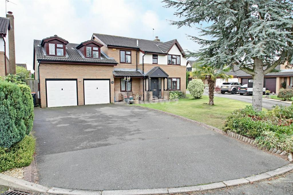 Vicarage Gardens Marshfield Cardiff 6 Bed Detached House