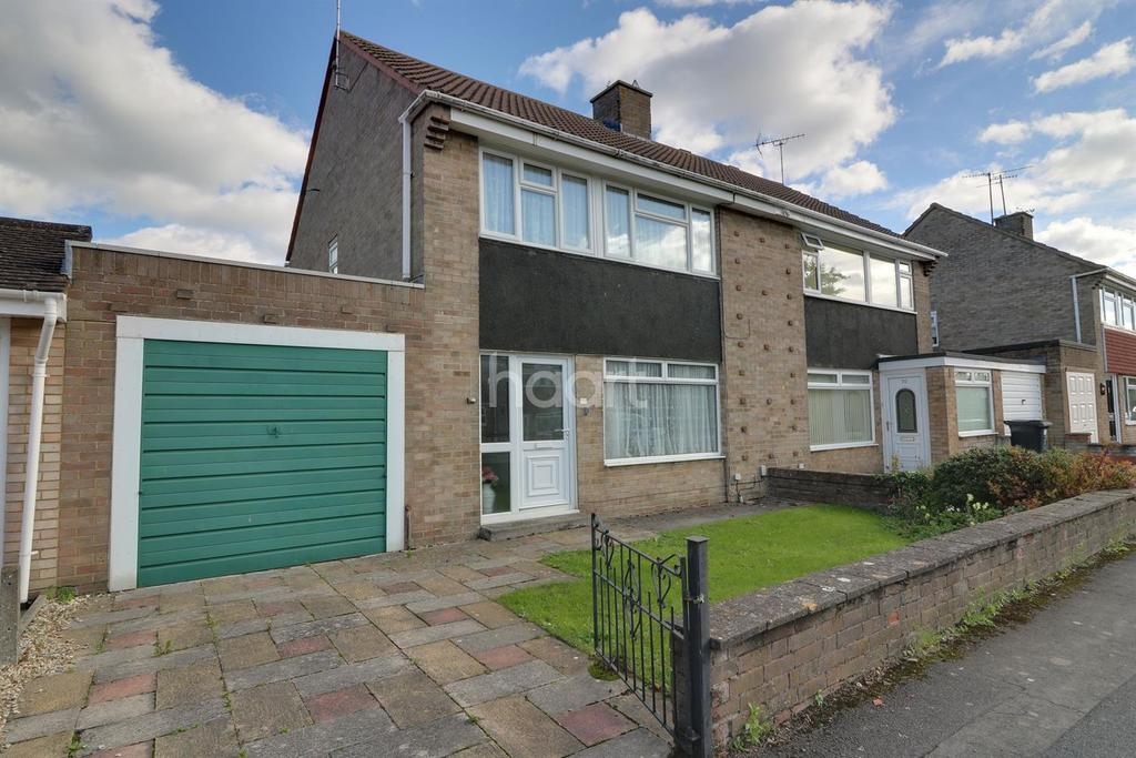 3 Bedrooms Semi Detached House for sale in Hunters Grove, Swindon, Wiltshire