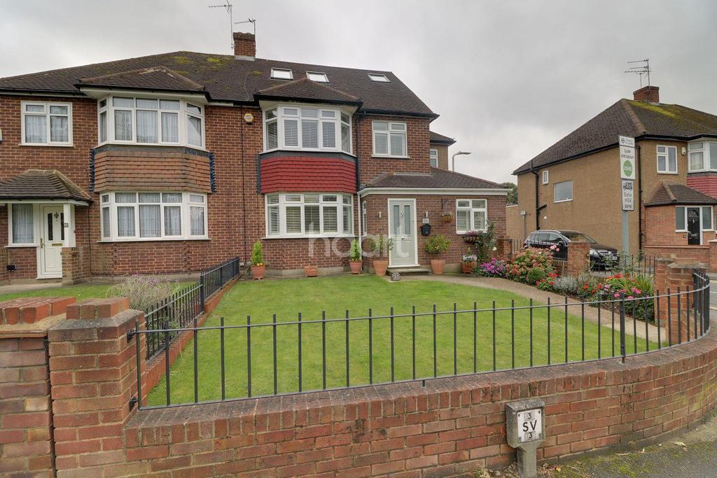 5 Bedrooms Semi Detached House for sale in Iver Lane, Uxbridge