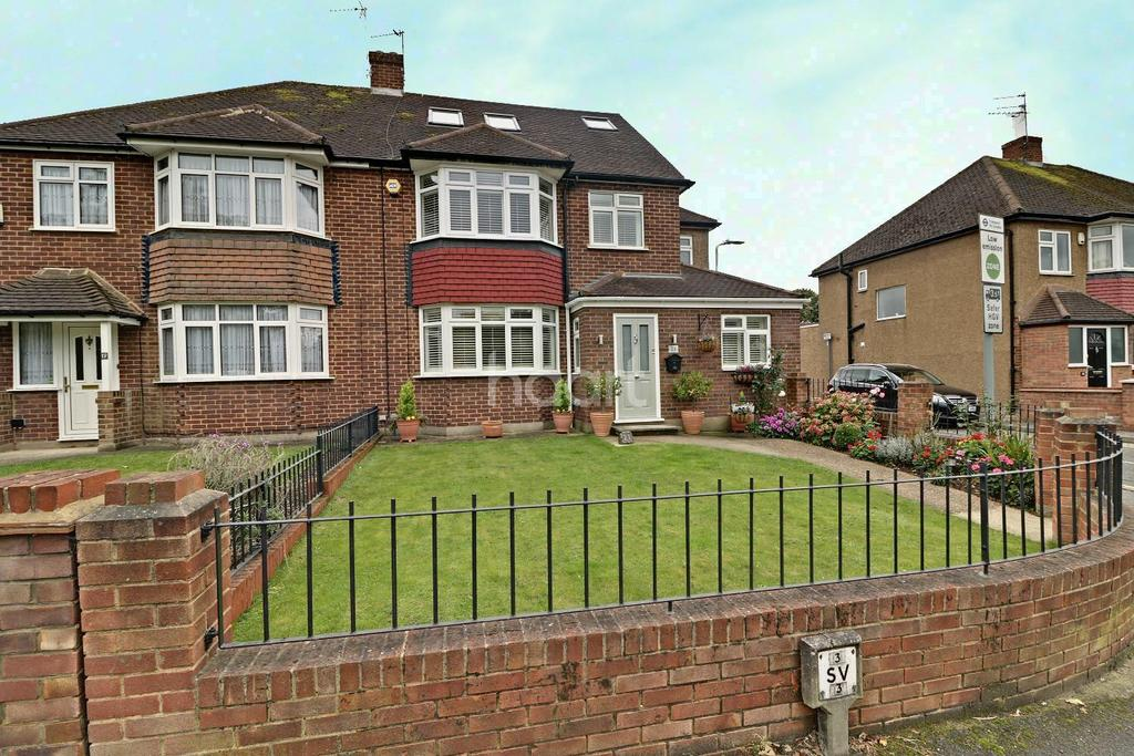 5 Bedrooms Semi Detached House for sale in Iver Lane, Uxbridge