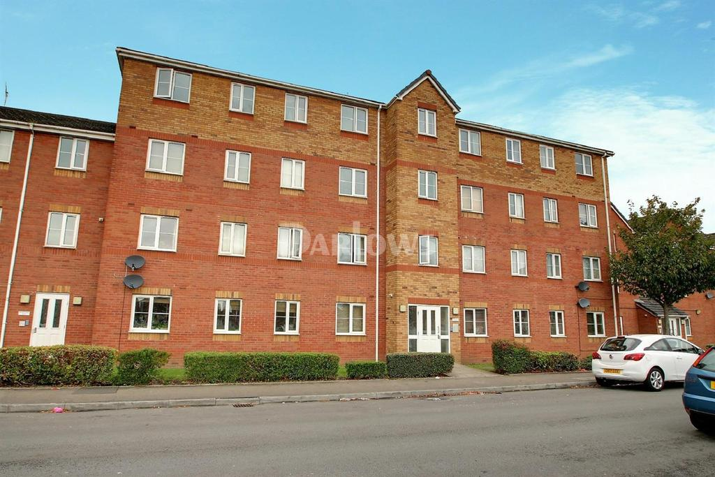 1 Bedroom Flat for sale in Beaufort Square, Windsor Village, Cardiff
