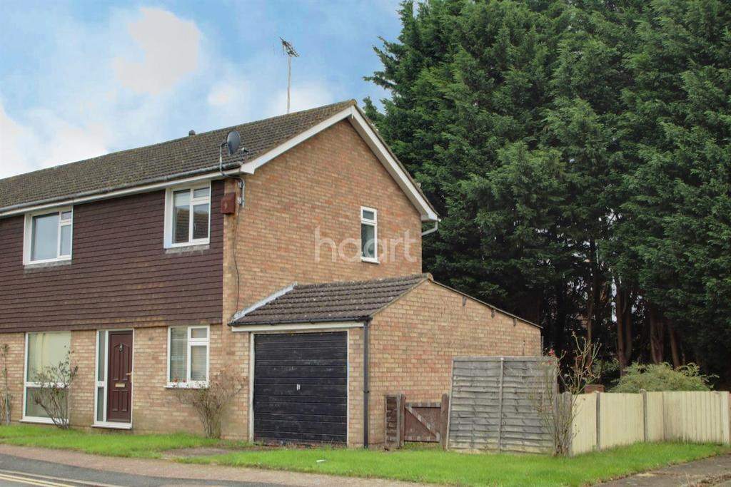 3 Bedrooms Semi Detached House for sale in Riversdale Road, Ashford, Kent