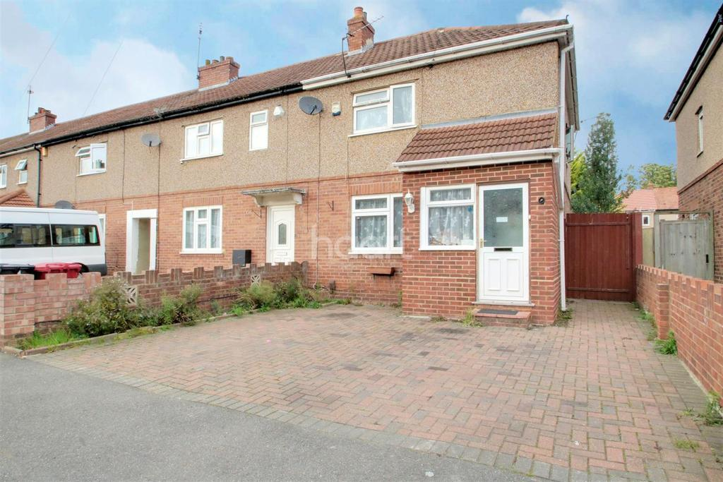 3 Bedrooms End Of Terrace House for sale in Slough