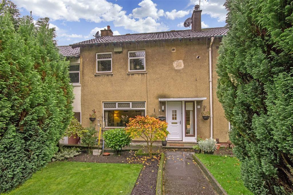 2 Bedrooms Terraced House for sale in 18 Kinalty Road, Merrylee, Glasgow, G44