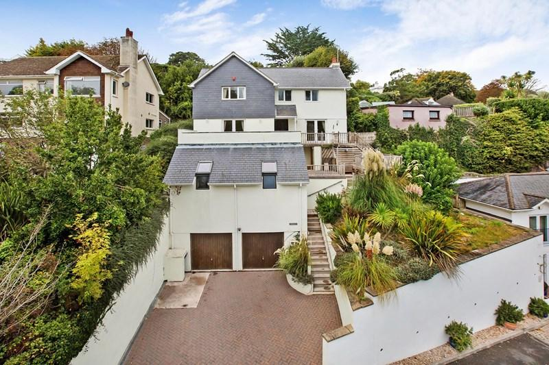 4 Bedrooms Detached House for sale in Meadfoot Sea Road, Torquay