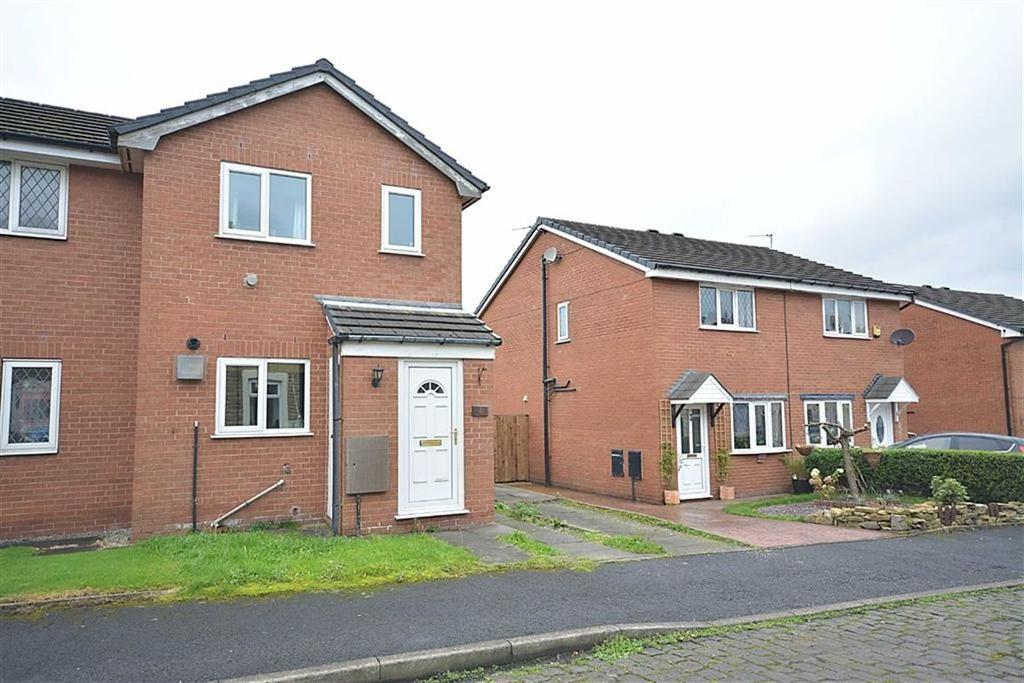 2 Bedrooms Semi Detached House for sale in Willow Street, Clayton Le Moors, Lancashire, BB5