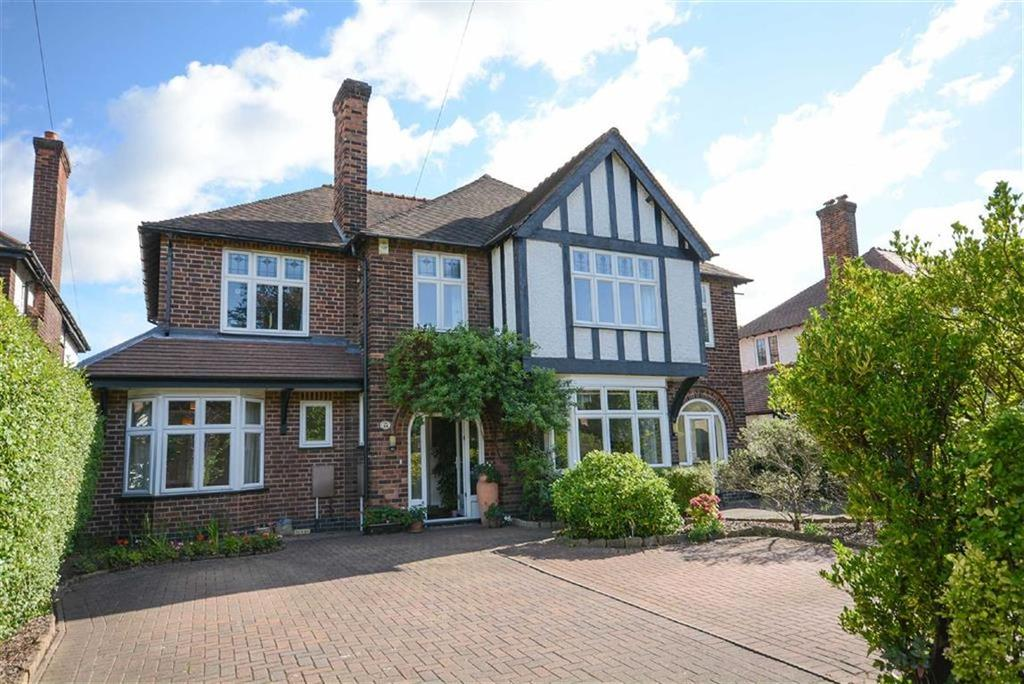 5 Bedrooms Detached House for sale in Dovedale Road, West Bridgford