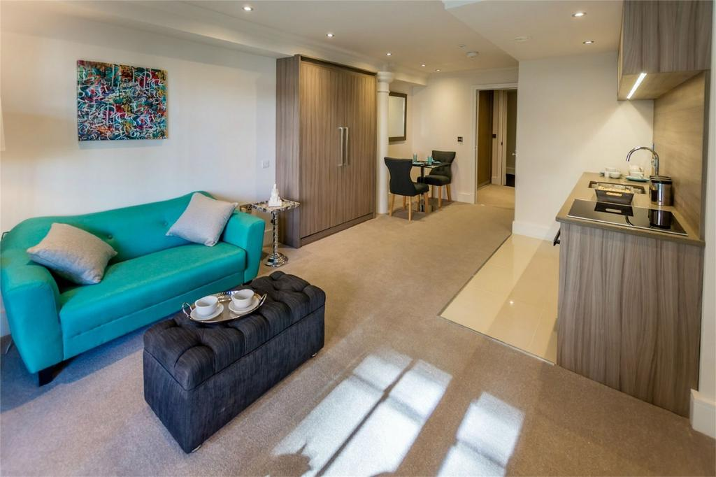 Studio Flat for sale in Cocoa Suites, Rowntree Wharf, Navigation Road, York