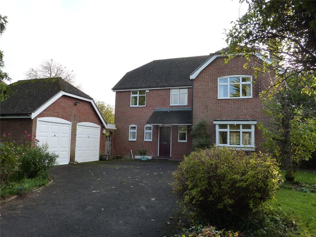 4 Bedrooms Detached House for sale in Chapel Lane, Bishopstone, Salisbury, Wiltshire, SP5