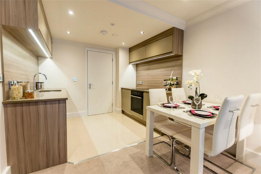 1 Bedroom Flat for sale in Cocoa Suites, Rowntree Wharf, Navigation Road, York