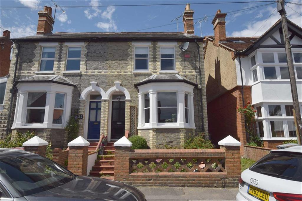 4 Bedrooms Semi Detached House for sale in Blenheim Road, Caversham Heights, Reading
