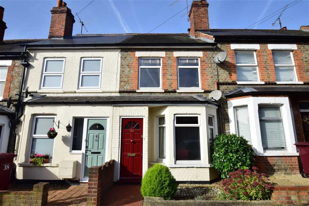 2 Bedrooms Terraced House for sale in Cromwell Road, Caversham, Reading