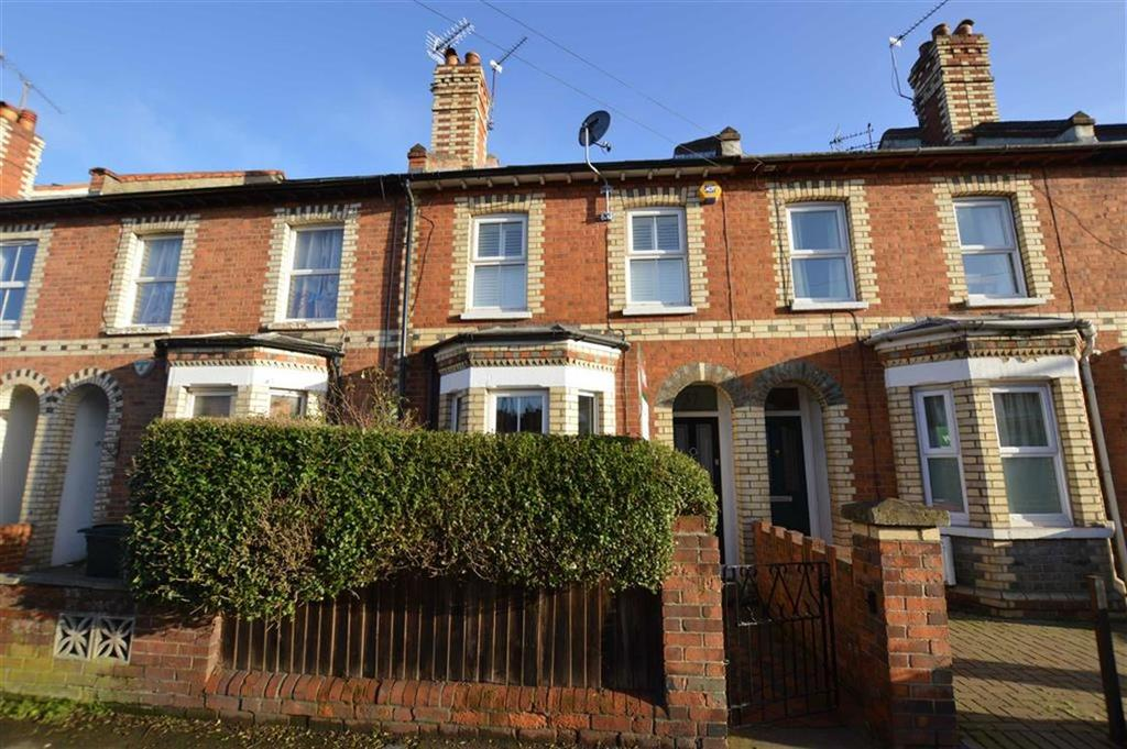 3 Bedrooms Terraced House for sale in Hemdean Road, Caversham, Reading