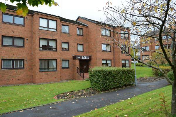 1 Bedroom Flat for sale in 40 Ascot Court, Anniesland, Glasgow, G12 0BB