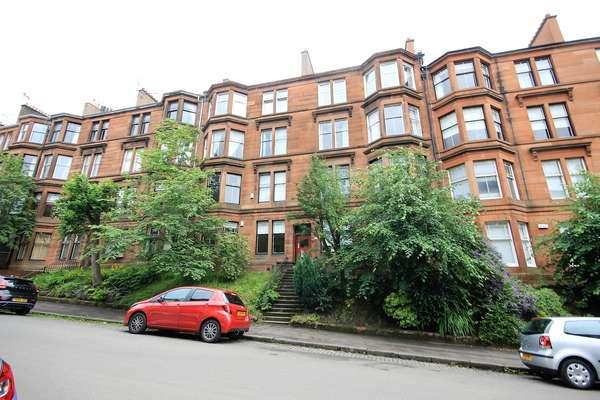 2 Bedrooms Flat for sale in 1/1, 59 Polwarth Street, Hyndland, Glasgow, G12 9TH
