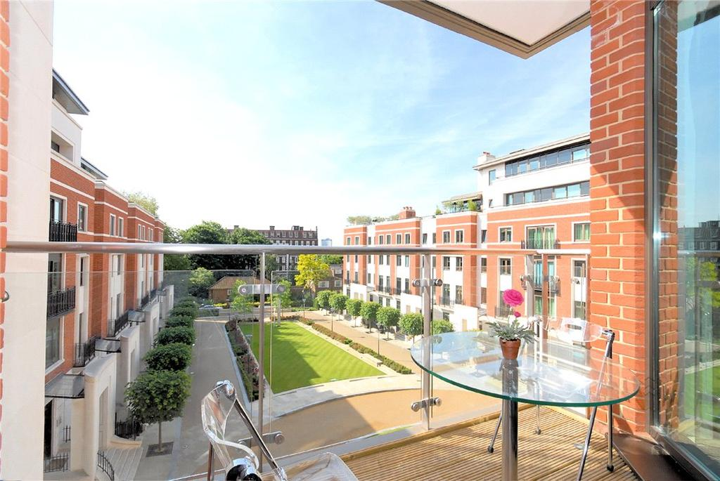 3 Bedrooms Flat for sale in Thornwood Lodge, Thornwood Gardens, London, W8