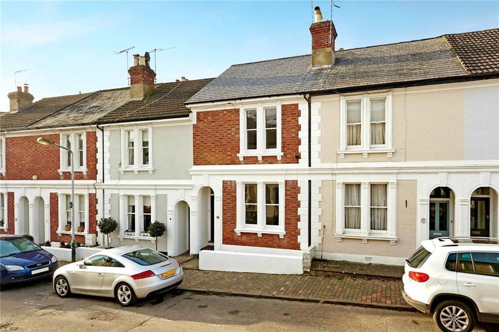 3 Bedrooms Terraced House for sale in Norfolk Road, Tunbridge Wells, Kent, TN1