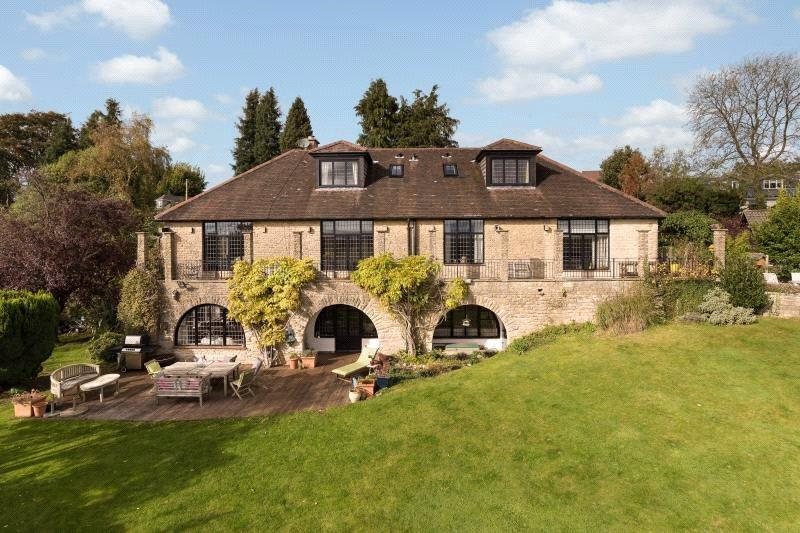 6 Bedrooms Detached House for sale in Horsecombe Grove, Combe Down, Bath, BA2