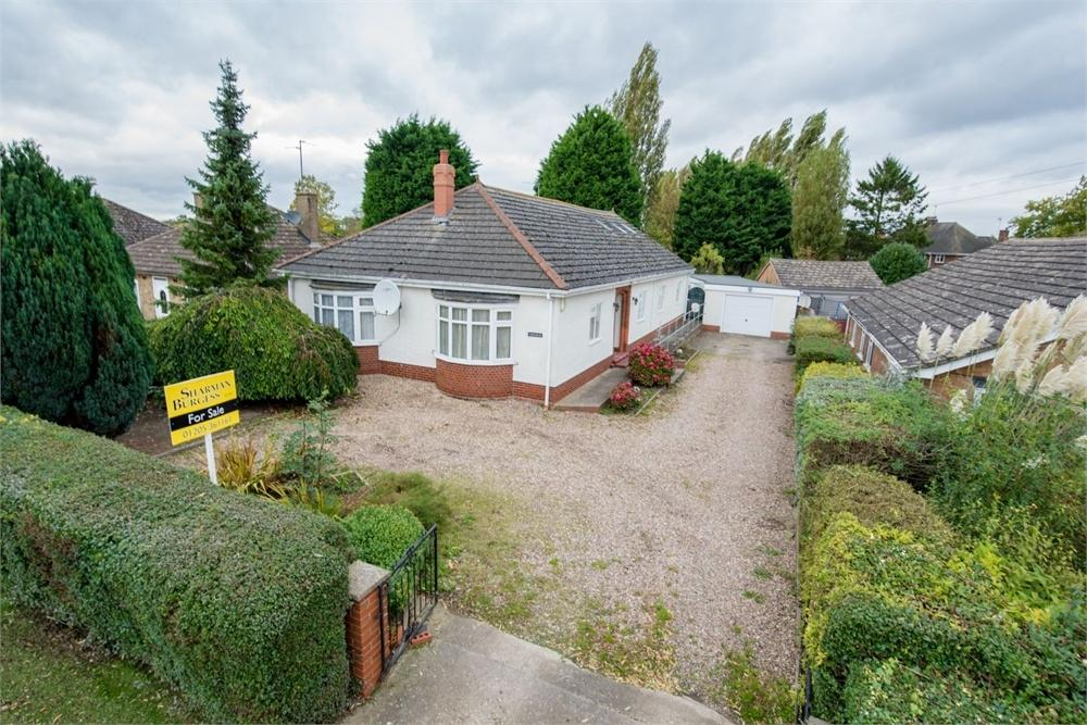 4 Bedrooms Detached Bungalow for sale in Langrick Road, Boston, Lincolnshire
