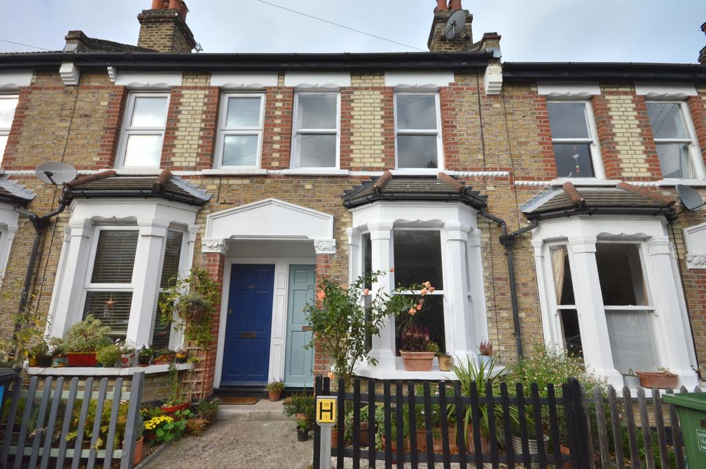 2 Bedrooms Terraced House for sale in Aitken Road Catford SE6