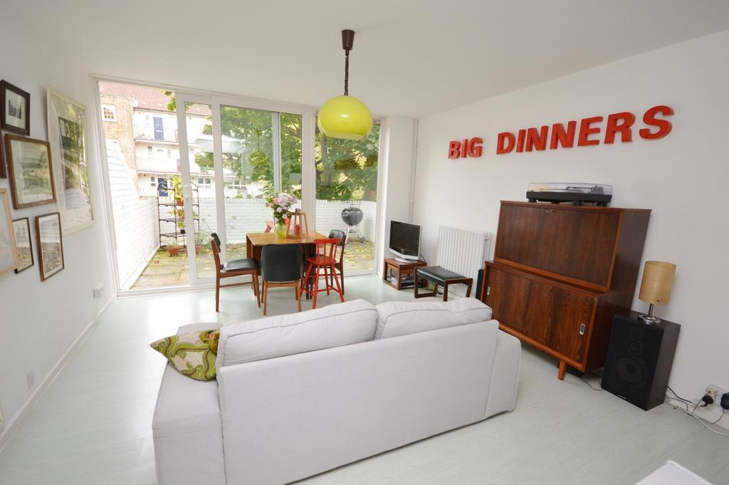 3 Bedrooms Terraced House for sale in Coston Walk Brockley SE4
