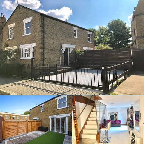 2 bedroom house for sale - Lichfield Road, Bow, London, E3