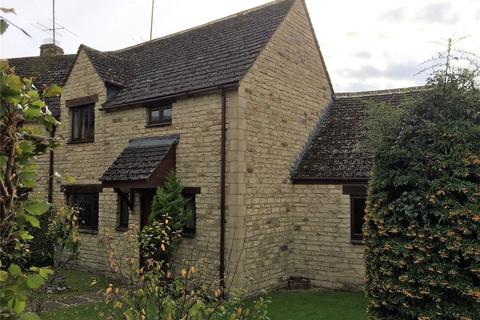 2 bedroom end of terrace house for sale - The Rickyard, Fulbrook, Burford, OX18