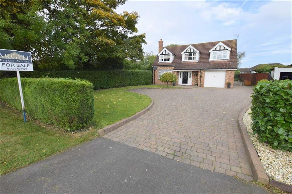 4 Bedrooms Detached House for sale in Station Road, New Waltham, North East Lincolnshire