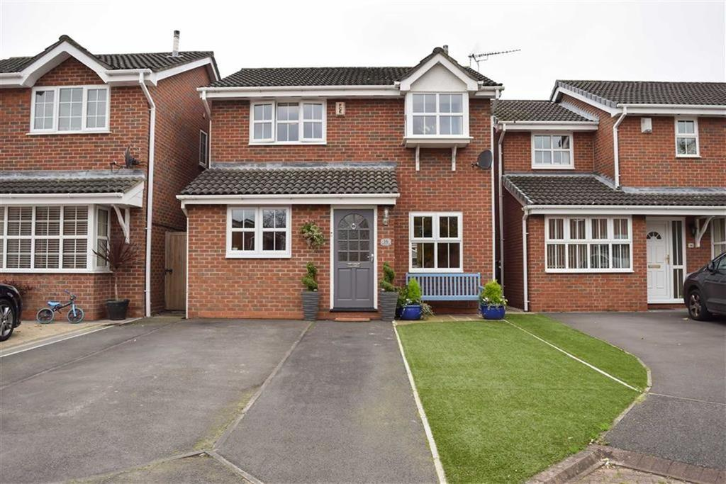 3 Bedrooms Detached House for sale in Nightingale Close