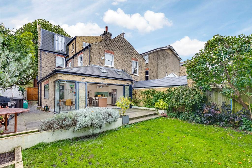 5 Bedrooms End Of Terrace House for sale in Niton Street, Bishops Park, London