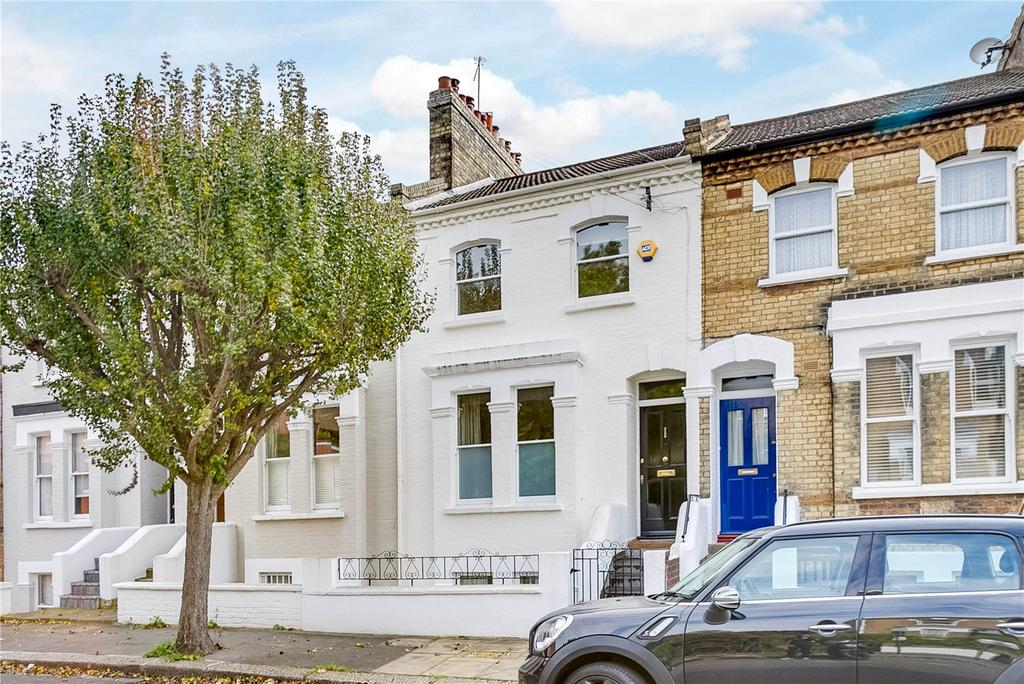 3 Bedrooms Terraced House for sale in Reporton Road, Fulham, London