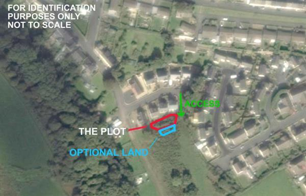 Land Commercial for sale in Upper Field, Sycamore Woods, Pembroke Dock