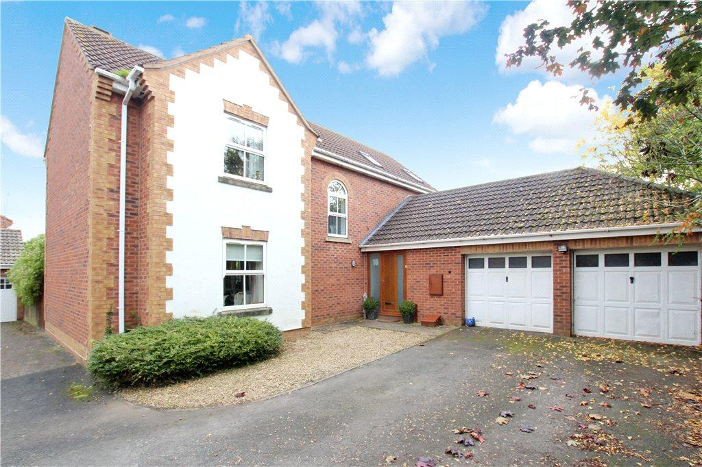4 Bedrooms Detached House for sale in Ash Close, Malvern, Worcestershire, WR14