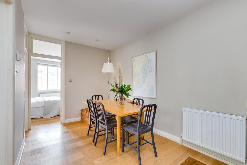 2 Bedrooms Flat for sale in Paultons House, Paultons Square, Chelsea, London, SW3