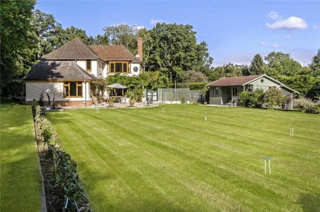 5 Bedrooms Detached House for sale in Spring Copse, Hinksey Hill, Oxford, Oxfordshire, OX1