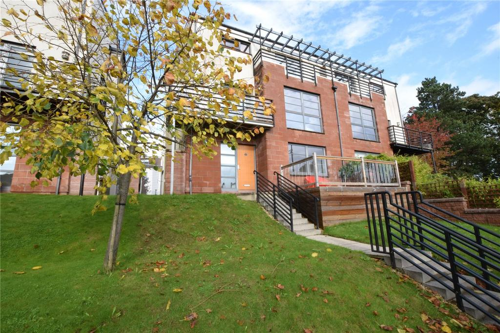 4 Bedrooms Semi Detached House for sale in Southbrae Gardens, Jordanhill, Glasgow