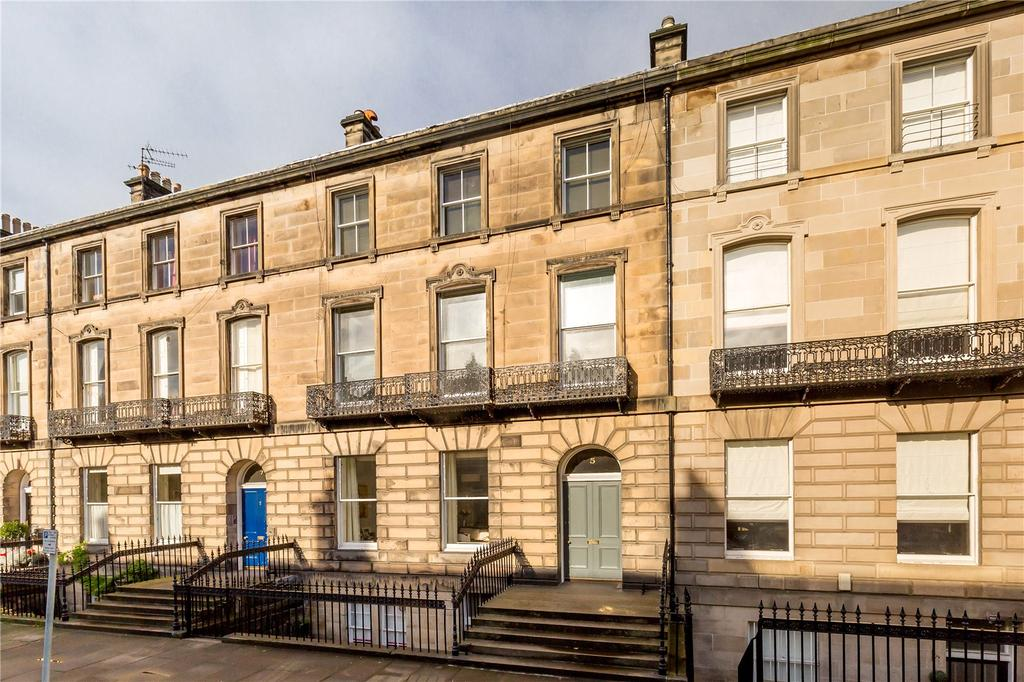 3 Bedrooms Apartment Flat for sale in Chester Street, Edinburgh