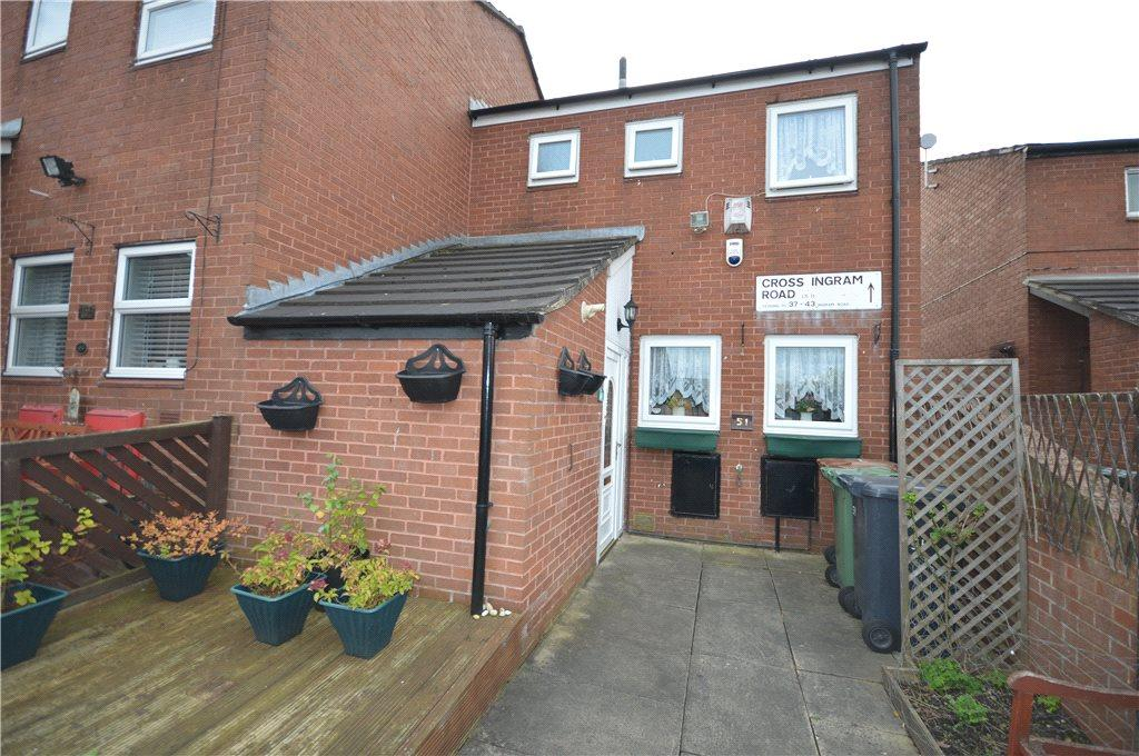 3 Bedrooms Terraced House for sale in Cross Ingram Road, Leeds, West Yorkshire