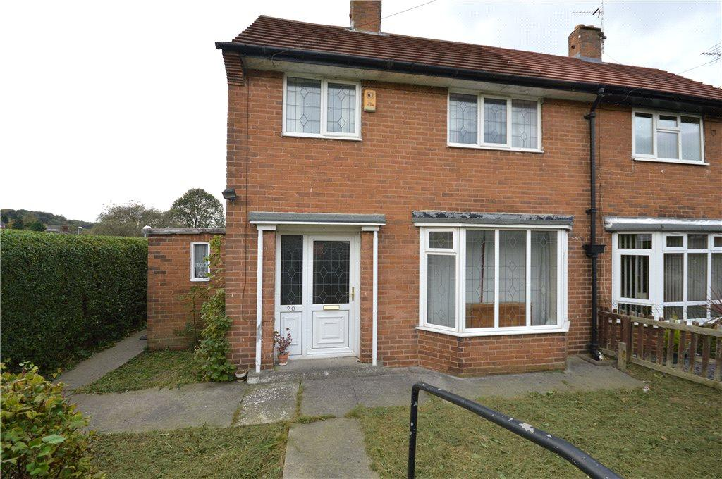 3 Bedrooms Semi Detached House for sale in Aberfield Walk, Leeds