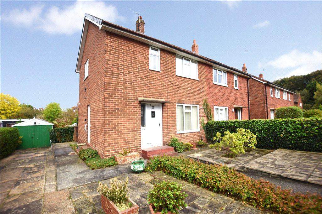 2 Bedrooms Semi Detached House for sale in Stonebridge Grove, Leeds, West Yorkshire