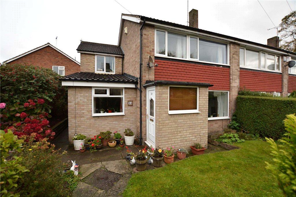 4 Bedrooms Terraced House for sale in Sunfield, Stanningley, Pudsey, West Yorkshire