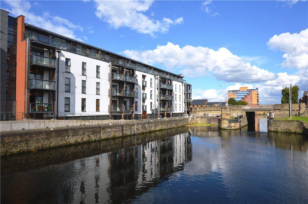 2 Bedrooms Apartment Flat for sale in Hebble Wharf, Navigation Walk, Wakefield, West Yorkshire