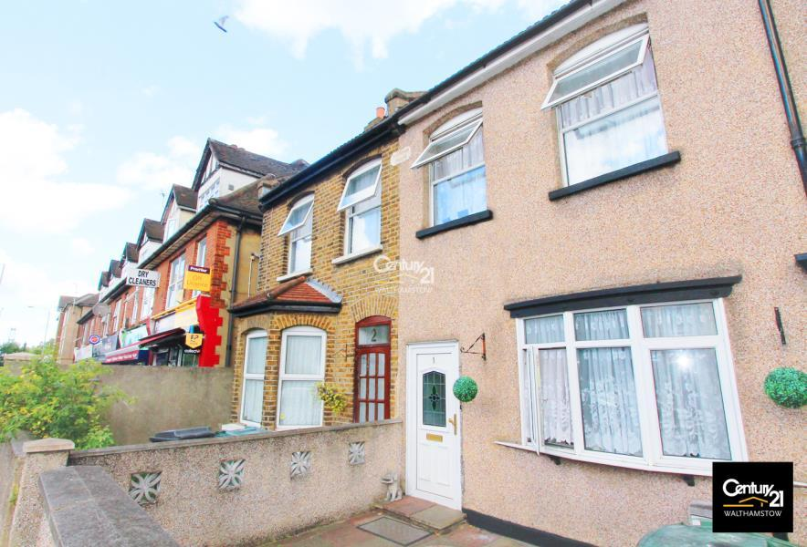 3 Bedrooms House for sale in Richmond Villas, Chingford Road, Walthamstow