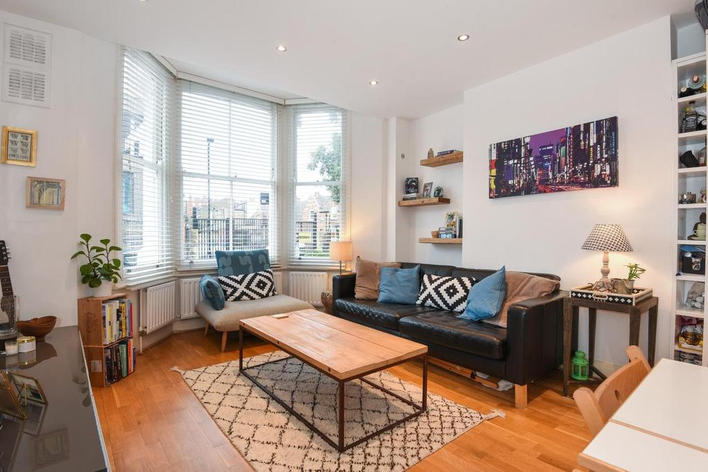 2 Bedrooms Flat for sale in Messina Avenue, West Hampstead